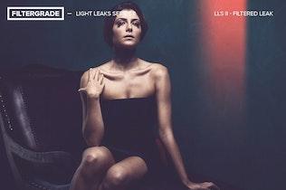 Thumbnail for FilterGrade Fugas de Luz Photoshop Acciones S2