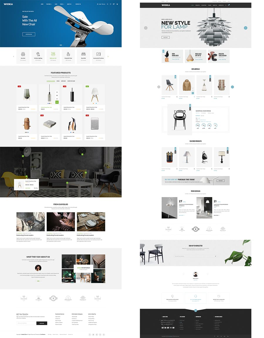 Wooka - Responsive Prestashop 1.7 Theme - product preview 4