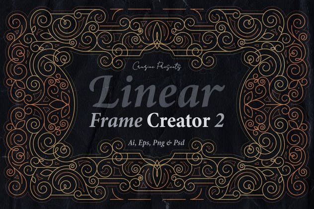 Line Frame Creator 2 - product preview 9