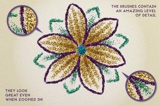 Thumbnail for Glitter Brushes
