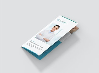 Thumbnail for Brochure – Dentist Bi-Fold DL
