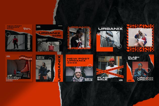 Urbanix - Instagram Post Creator for Coaches - product preview 4