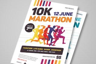 Miniature pour dépliant de l'événement marathon