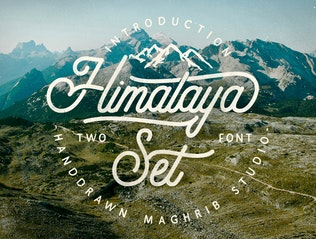 Thumbnail for Himalaya Set Type