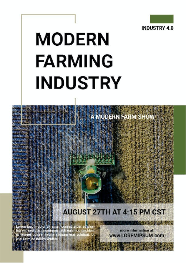 Modern Farming Industry - product preview 1