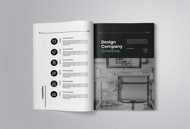 Company Proposal - product preview 10