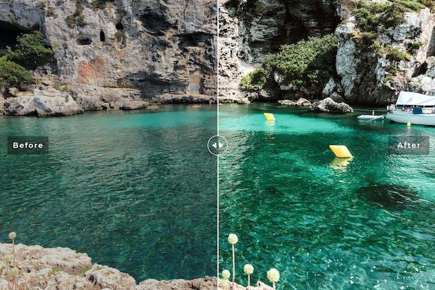 Lake Geneva Mobile & Desktop Lightroom Presets - product preview 3