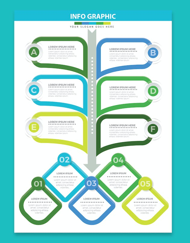 Infographics Element Design - product preview 1