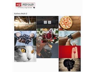 Thumbnail für Speedy Gallery Addons für WPBakery Page Builder
