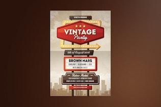 Miniature pour Affiche Motel Sign dépliant