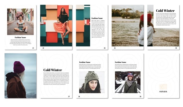 Sanaya – Lookbook - product preview 4