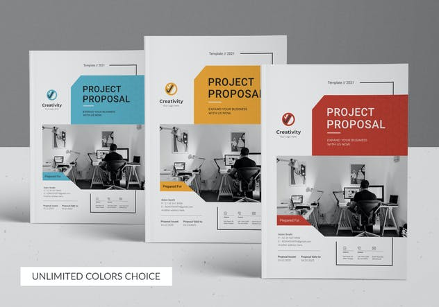 Project Proposal - product preview 9