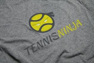 Thumbnail for Tennis Ninja Logo