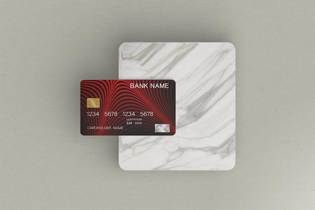 Awesome Credit Card Mockup