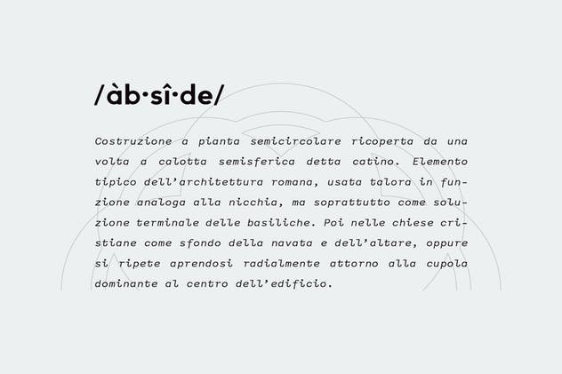Abside - product preview 2