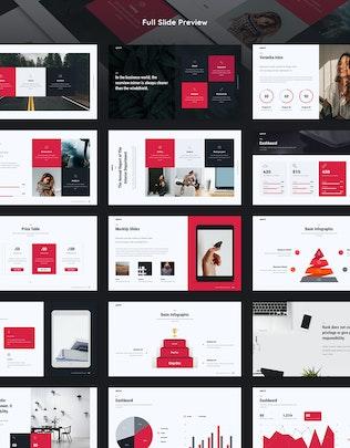 Thumbnail for UPLOCK - Business & Multipurpose Template (KEY)