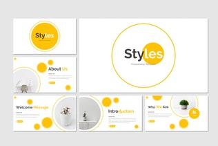 Thumbnail for Styles Powerpoint