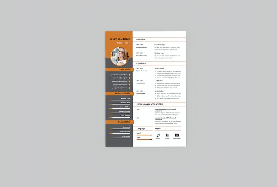 Object Resume Designer - product preview 2