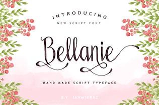 Thumbnail for Bellanie Script