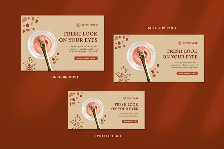 Social Media Banner - product preview 1
