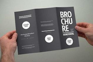 Thumbnail for 3xDL Brochure Mock-up