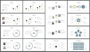 Thumbnail for Socran - Powerpoint Template