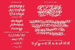 Thumbnail for Artzopo Font