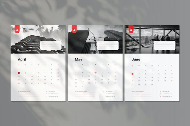 Wall Calendar 2021 - product preview 2