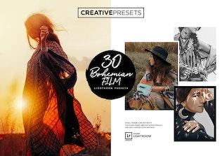 Thumbnail for Bohemian Lightroom Presets