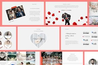 Thumbnail for Wedding Keynote Presentation