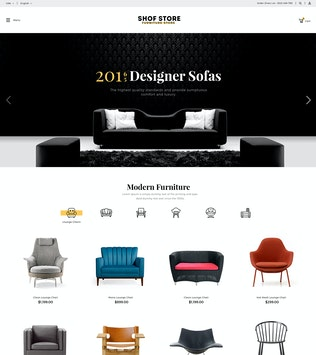 Thumbnail for Shofstore - eCommerce HTML5 template