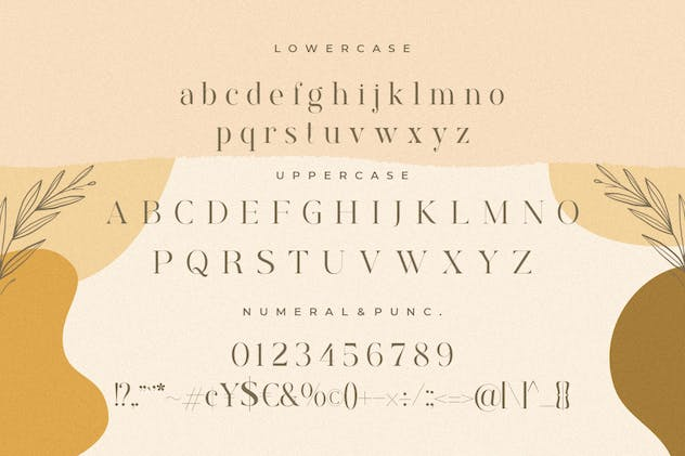 Rostemary Elegant Serif - product preview 2