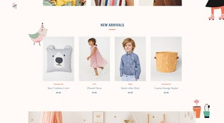Thumbnail for Kids R Us - Toy Store and Kids Clothes Shop Theme