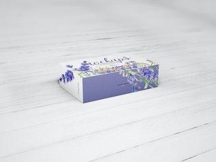 Thumbnail for Paper Box Mockup 05