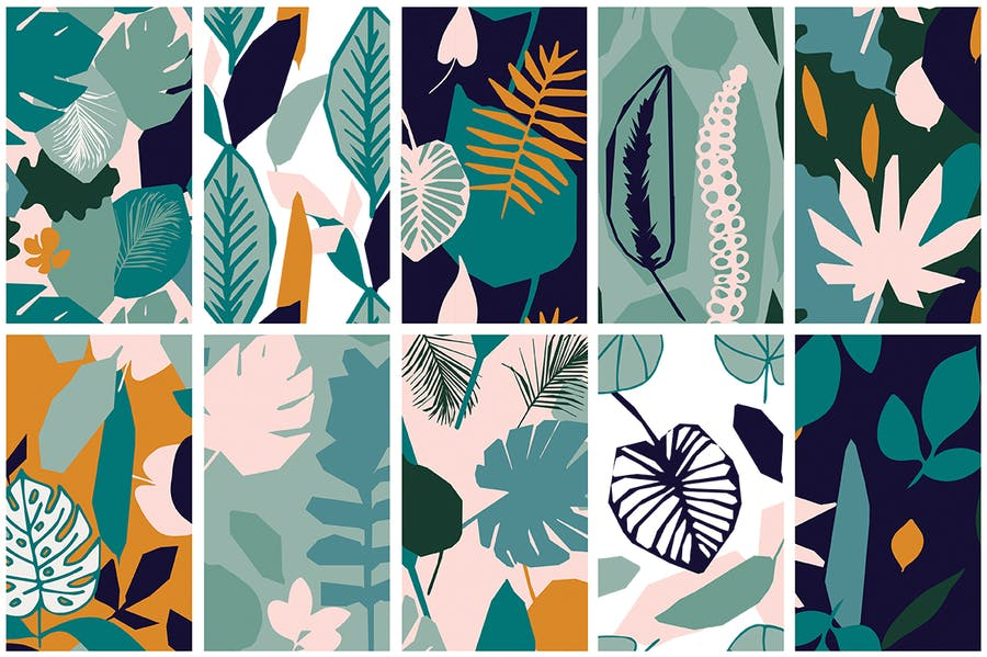 Jungle Patterns Collection - product preview 6