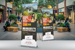 Thumbnail for Real Estate Roll-Up Banner