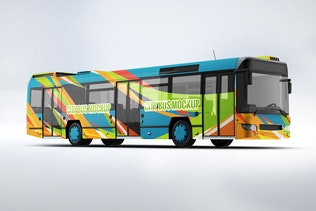 Thumbnail for City Bus Mock-Up