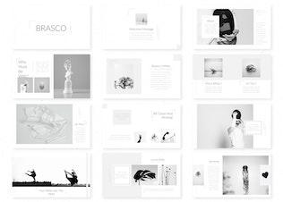 Thumbnail for Brasco - Keynote Template