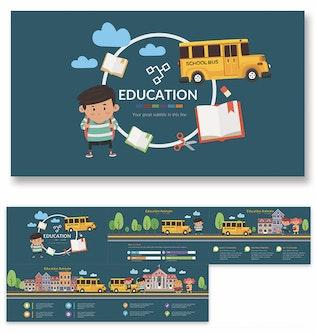 Thumbnail for Presentación de PowerPoint de Educación