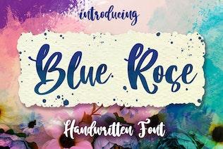 Thumbnail for Blue Rose - Script