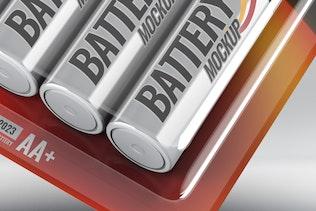 Thumbnail for Battery Blister Pack Mock-Up
