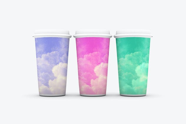 SKY Abstract Backgrounds - product preview 4