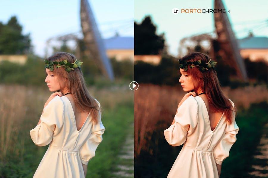 Preview image 7 for Portochrome Lightroom Presets