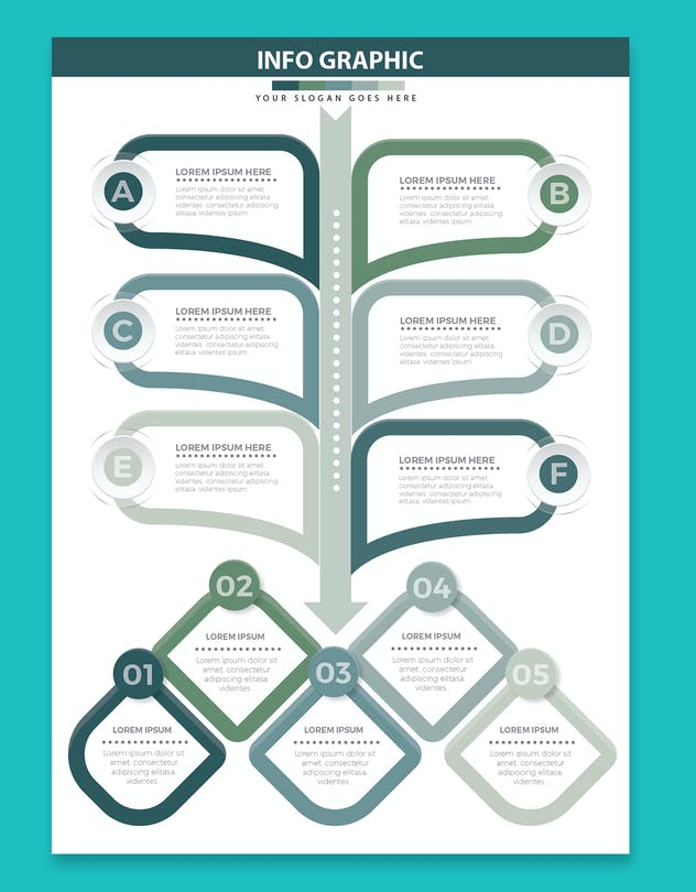 Infographics Element Design - product preview 3
