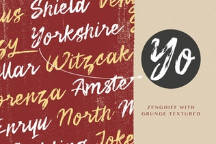 Miniatura para Zenghief - Pincel de mano