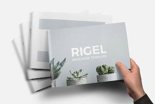 Thumbnail for Rigel Brochure Template