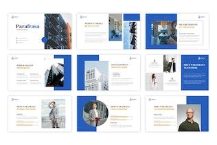 Thumbnail for Parafrasa - Real Estate Agency Keynote Template
