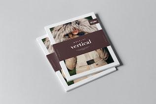 Thumbnail for US Letter Magazine Mock-up 3