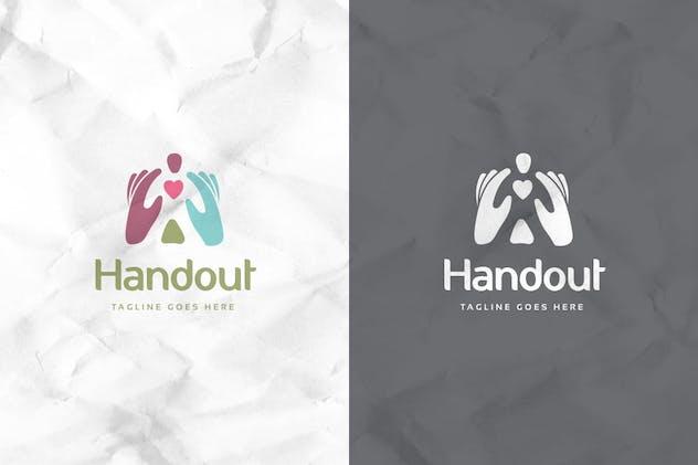 Handout Logo Template