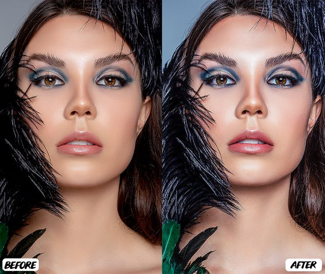Skin Retouch Lightroom Presets - product preview 1
